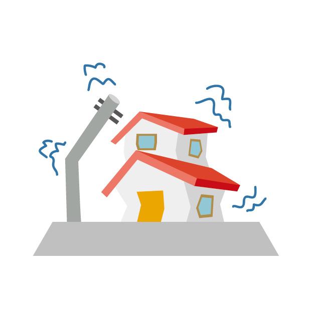 大家と地震のリスク